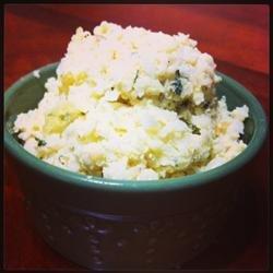 Fantastic Green Rice Dish recipe