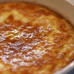 Fresh Corn Pudding recipe