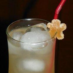House of Blues Ginger Lemongrass Soda Water recipe