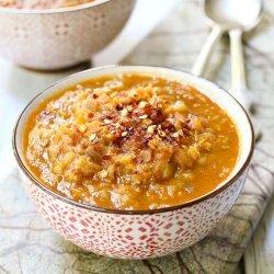 Spicy Lentil Soup recipe