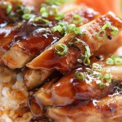 Baked Chicken Teriyaki recipe
