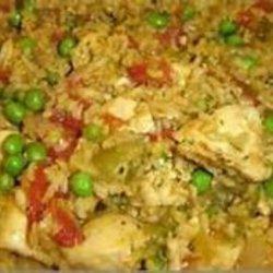 Arroz Con Pollo (Mccall's Cooking School) recipe