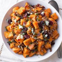 Warm Sweet Potato Salad recipe