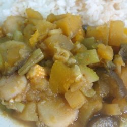 Thai Vegetable Curry recipe
