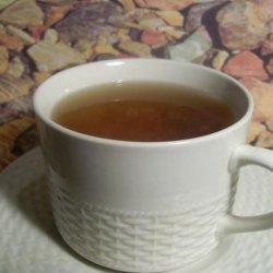 Chamomile Honey Green Tea recipe