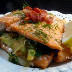 Trout With Fennel recipe