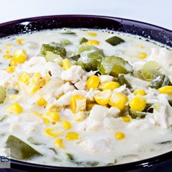 Corn and Crab Chowder recipe