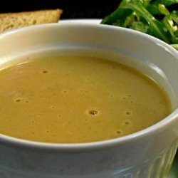 Spicy Corn Soup recipe