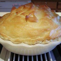 Mile High Lemon Meringue Pie recipe