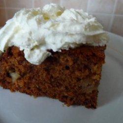 Apple 'dump' Cake - No Cake Mix Needed! recipe
