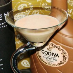 German Chocolate Martini recipe