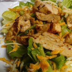 Easiest Chicken Fajita Salad recipe