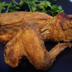 Sunday Fried Chicken recipe