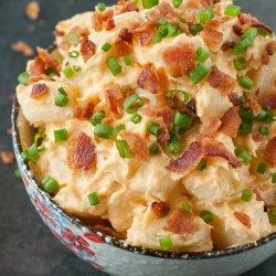 Bacon Potato Salad recipe