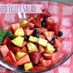 Poppy Seed Fruit Salad recipe