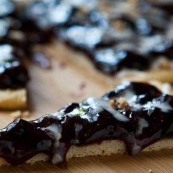Blueberry Pizza recipe