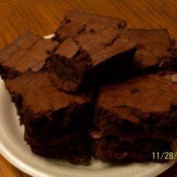 Hannah Keeley's Black Bean Brownies recipe