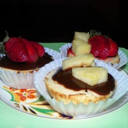 Mini Lemon Cheesecakes recipe