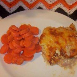 Cooter's Tuna Casserole recipe