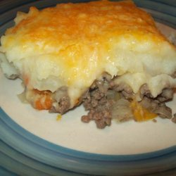 Hamburger Pie Casserole recipe