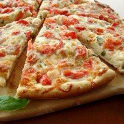 Shrimp or Lobster Gourmet Pizza recipe