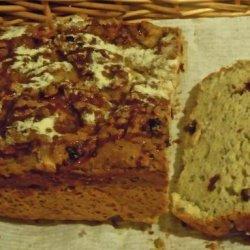 Gluten Free Cranberry, Feta Cheese Bread Delight recipe