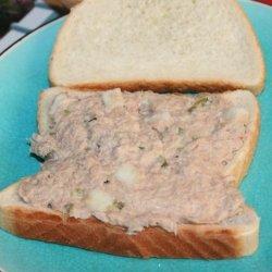 Tuna Salad in a Jiffy recipe