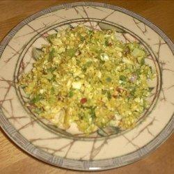 Gramma's Cabbage Salad recipe