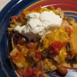 Mexican Beef Casserole recipe