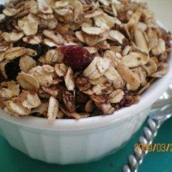 My Own Granola #2 recipe