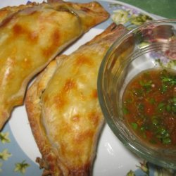 Spicy Turkey Empanada Filling recipe
