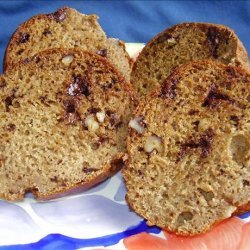 The Healthy Version of Going Bananas Bread recipe