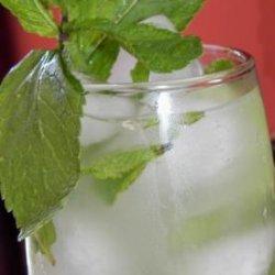 Soda Chanh-Lime Lemonade from Lêlê recipe