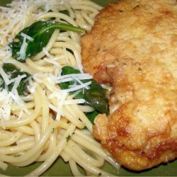 Chicken Francese With Gremolata by Rachael Ray recipe
