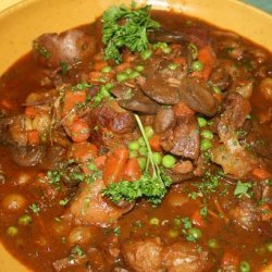 Emeril's Slow Cooker Beef Stew recipe