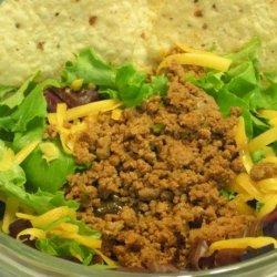 Taco Salad Dinner recipe