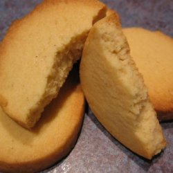 Chai Shortbread recipe