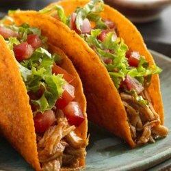 Chicken Nacho Tacos recipe