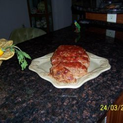 Meat Loaf  (Ranch Style) recipe