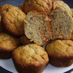 Banana Muffins, Fast, Easy & Yummy! recipe