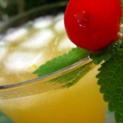 Honey Citrus Cooler recipe