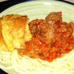 Meatballs With Sweet & Sour Sauce recipe