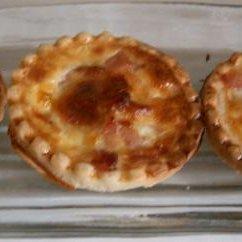 Quiche Tarts recipe