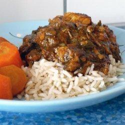 Dad's Curry recipe