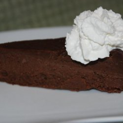 Chocolate Espresso Cake (flourless) recipe