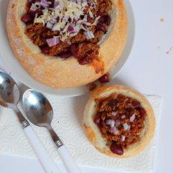 Chili Bread recipe