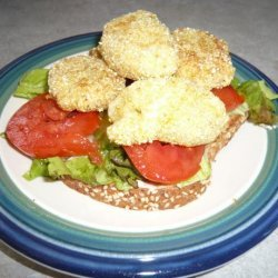 Amy's Pan-Fried Oyster Po'boys With Creole Mayo recipe