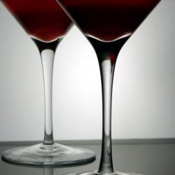 Pomegranate Cosmo recipe