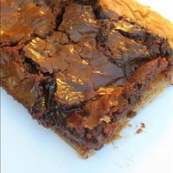 Nutella Butterscotch Bars recipe