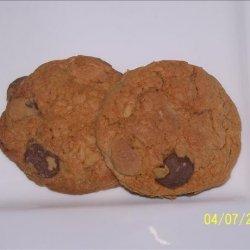 Dangerous Choc Chip Cookies recipe